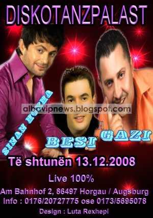 Disko Tanzpalast 13 Dhjetor 2008