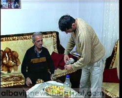 Rrema i ftuar në shtepine e tij