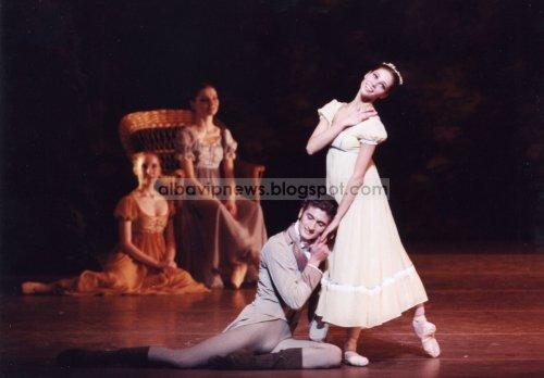Eno Peci dhe Maria Yakovleva