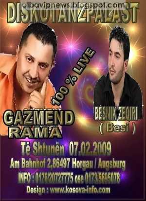 Disko Tanzpalast 7 Shkurt 2009