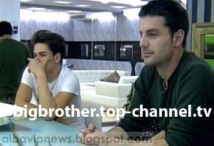 Big Brother Albania 2 Pavlini