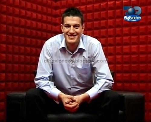 Dritan Shehaj Big Brother Albania 2