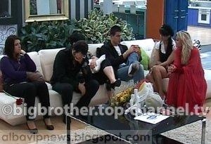 Aida Big Brother Albania 2