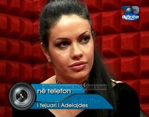 Adelajda Xhamani Big Brother Albania 2