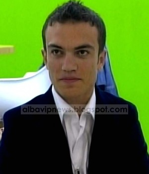 Antonin Big Brother Albania 2