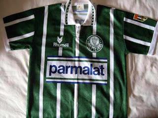Maglia Verde  A camisa listrada do Palmeiras 0378b4ddbd827
