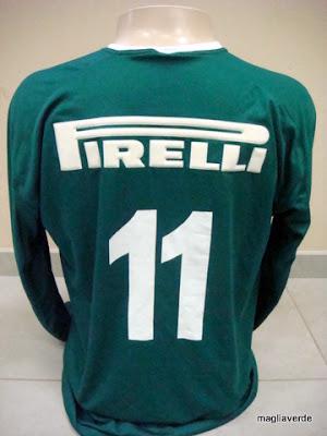 Maglia Verde  Camisa tampão do Palmeiras 277935f16a27c