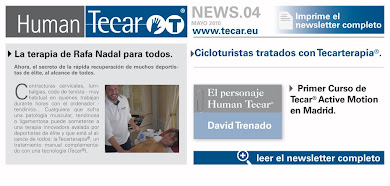 NEWSLETTER HUMAN TECAR