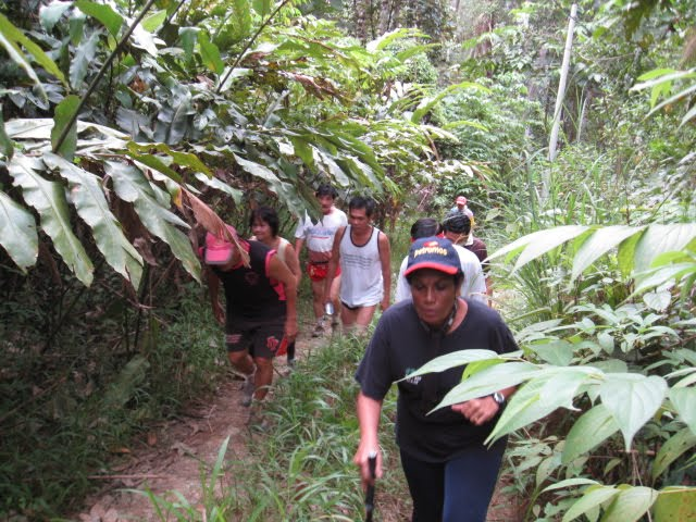 Gasing Hash House Harriers And Harrietts  Run On Every