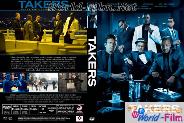 Takers (2010)[Hot]