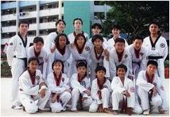 About Woodlands TKD Club