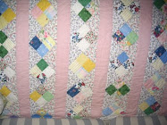 Candy Stripe Quilt