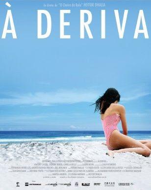 Filme Poster A Deriva DVDRip XviD Nacional