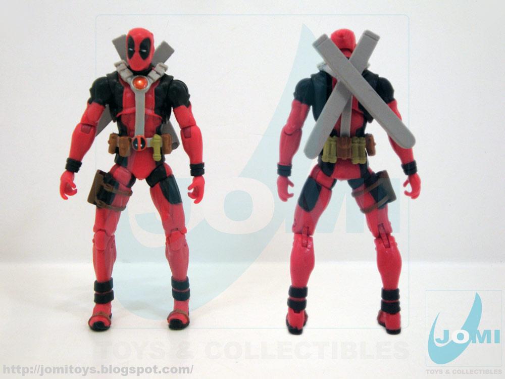 jomi toys under maintenance xmen origins deadpool