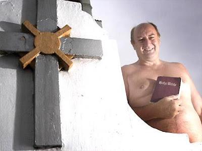 Sekte Agama Telanjang Di Belanda