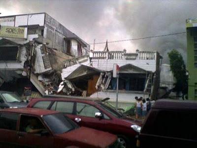 Berita Gempa Sumatera Barat