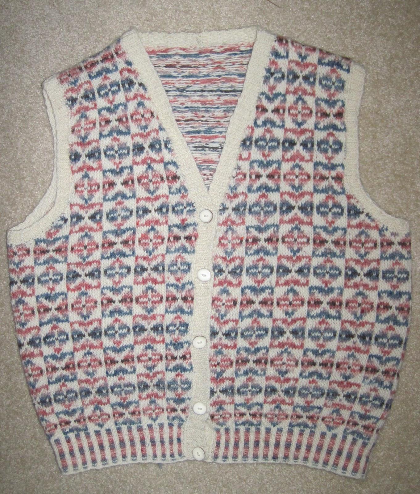 Fair Isle Knitting Patterns : Spinsjal fair isle knitting