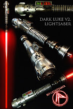 Dark Luke V2. lightsaber