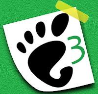 Logo GNOME