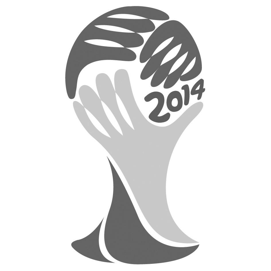 Brazil 2014 World Cup Logo Revealed Iptango