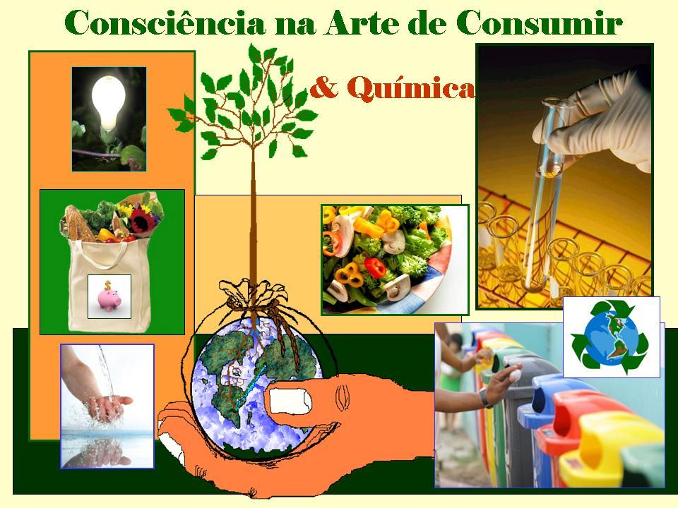 Consciência na Arte de Consumir