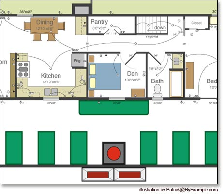 House Plans,Global House Plans,Residential Plans