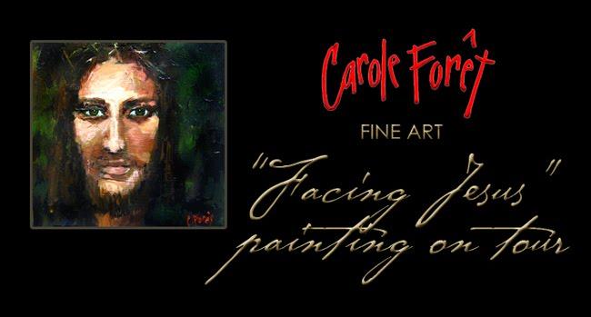 Facing Jesus<br>Painting Tour
