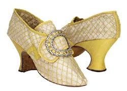 Fashionable Shoes of the 18th and 19th Centuries and How They Were Made