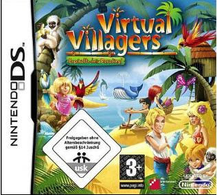 VIRTUAL VILLAGERS (NDS)(EUR) NDS+4154+Virtual+Villagers+Euro