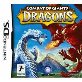Battle Of Giants - Dragons ROM / Nintendo DS /NDS