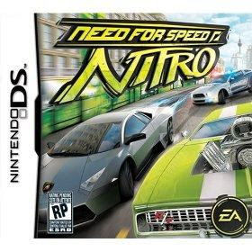 [NDS] 4378 Need for Speed – Nitro (EUR) ROM Download