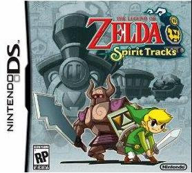 NDS 4526 The Legend of Zelda Spirit Tracks