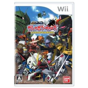 WII SD Gundam Gashapon Wars
