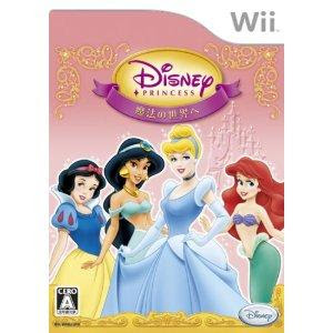 Wii Disney Princess Enchanted Journey