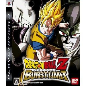 PS3 Dragon Ball Z Burst Limit
