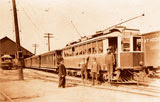Portland's original MAX: the interurban electric train