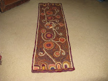 Penny Table Runner Rug