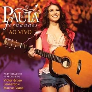 Paula Fernandes Ao Vivo (2011) capa