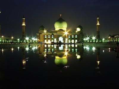 Masjid Agung Annur Pekanbaru