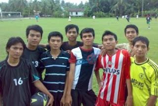Para Pemain PS PBI UIN Suska Riau