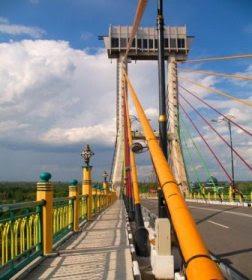 Jembatan Tengku Sultanah Agung Latifah Siak