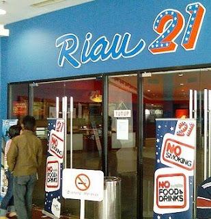 Bioskop Riau 21