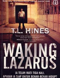 Teka-teki yang Mengejutkan - Resensi Novel Waking Lazarus