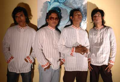 Profil, Info Sagu Band, personel, Anggota Sagu band