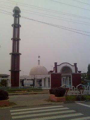 foto-foto kota Bangkinang