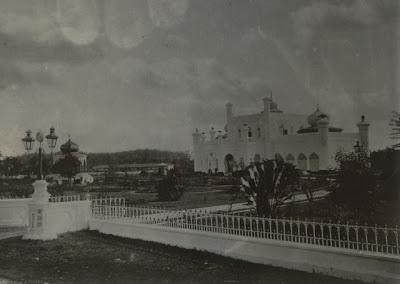 Istana Siak Sri Indrapura Jadul