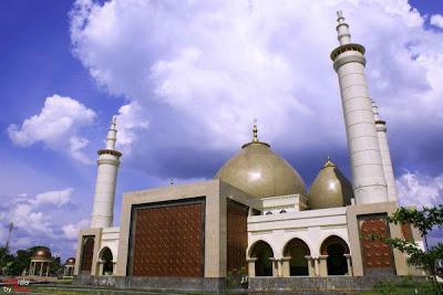 Foto Islamic Center Bangkinang ICB