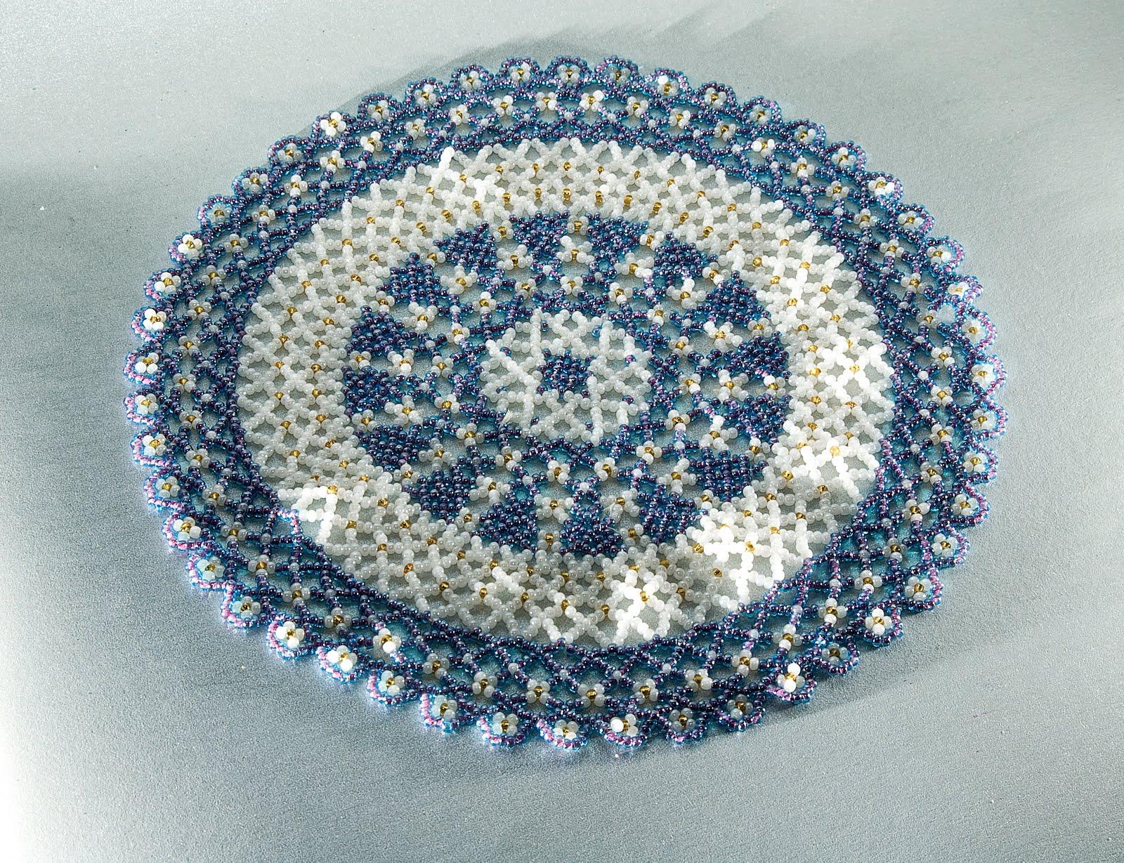 Centrini di perle