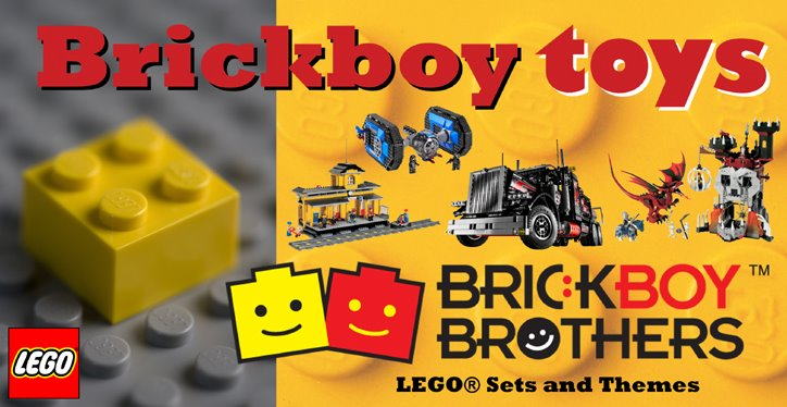 Brickboy Toys