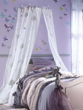 Cositas m as dosel para camas de princesas - Dosel cama nina ...